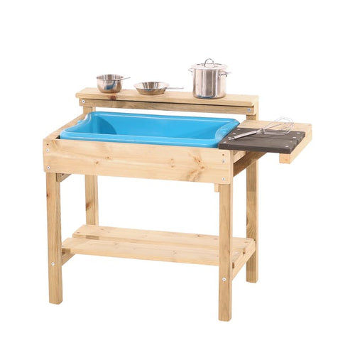 TP310 Muddy Cook Wooden Mud Kitchen - Sorry Sold Out