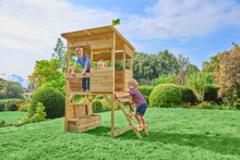 Load image into Gallery viewer, TP354 - Treetops Wooden Playhouse - Sorry SOLD OUT for 2020 - New Shipment March 2021