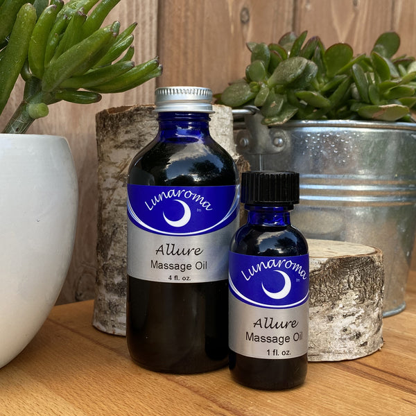 Allure Massage Oil