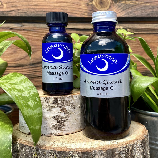 Aroma Guard Massage Oil