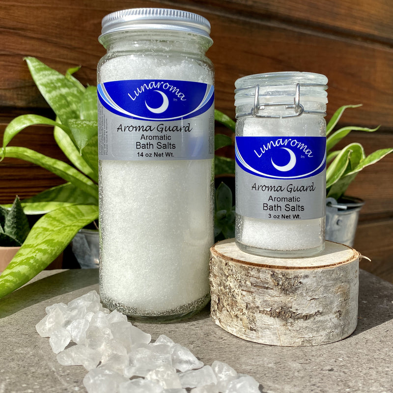 Aroma Guard Aromatic Bath Salt