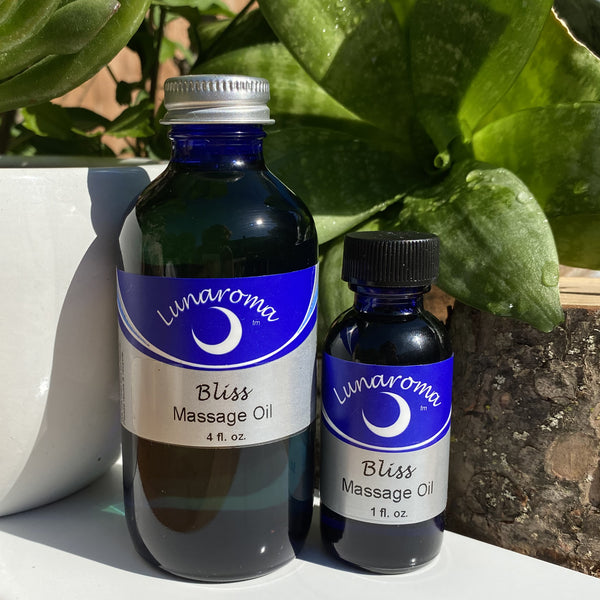 Bliss Massage Oil