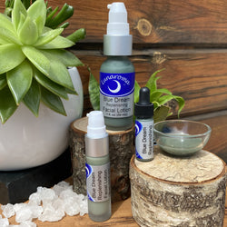 Blue Dream Replenishing Facial Lotion