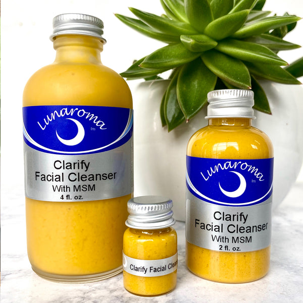 Clarify Facial Cleanser with MSM
