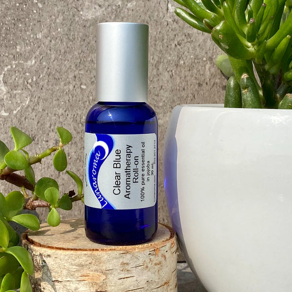 Clear Blue Aromatherapy Roll-On