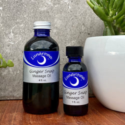 Gingersnap Massage Oil