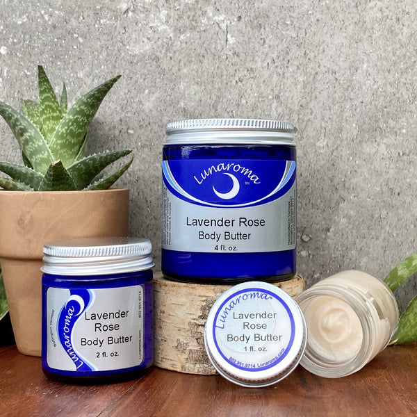 Lavender Rose Deluxe Body Butter