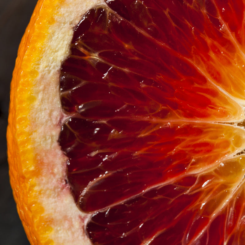 Orange Blood (Citrus sinensis) Italy