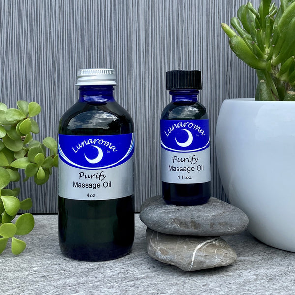 Purify Massage Oil