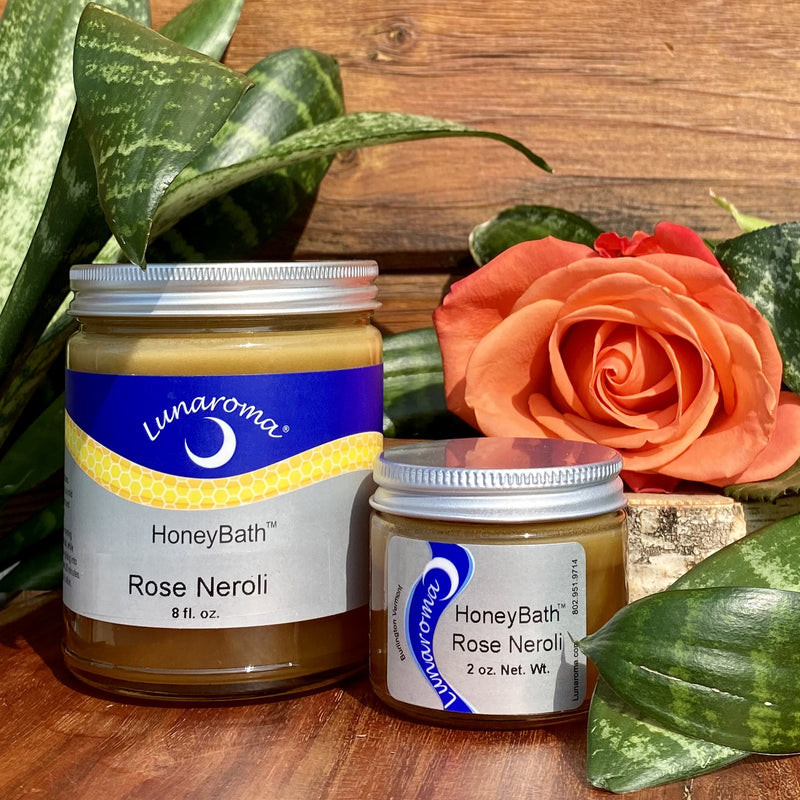 Rose Neroli Honey Bath