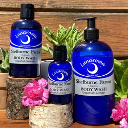 Shelburne Farms Grapefruit Lavender Body Wash