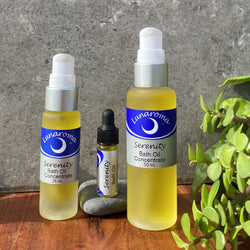 Serenity Bath Oil Concentrate