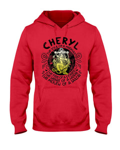 Cheryl The Soul Of A Mermaid Quote Name Sweater Hoodie