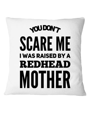 Redhead Not Type Of Women You Can Put On Your Speakerphone Pillow Cover