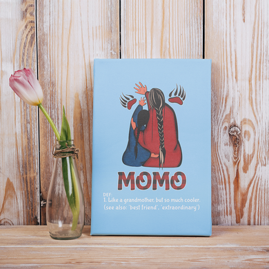 Momo Likes A Grandmother But So Much Cooler Family Gift For Mother Mommy