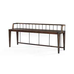 Howard Bench - Pecan