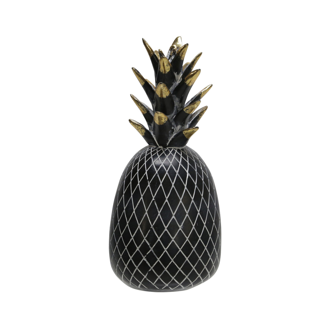 Polyresin Pineapple Decor