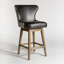 Load image into Gallery viewer, Rockwell Swivel Bar Stool