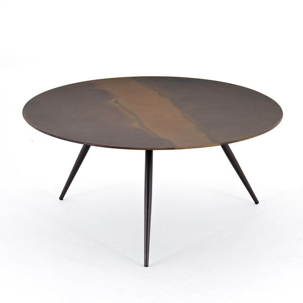 Amira Coffee Table - Distressed Ombre