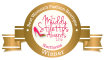 Muddy Stilettos Boutique Of The Year 2016