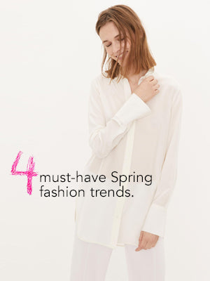 Four Must Have Spring Trends