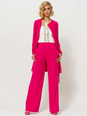 Access Fashion Pink Trousers