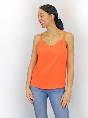 Access Orange Cami