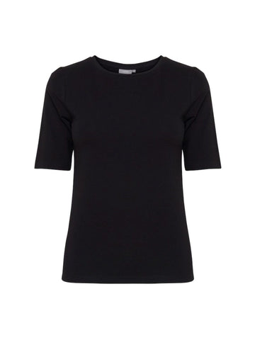 B Young black t shirt