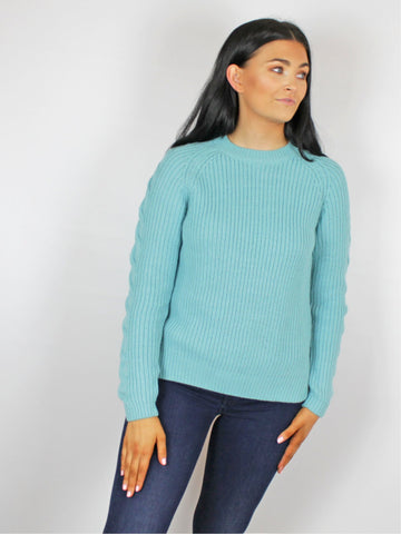 B Young ByMargot Jumper Angel Blue