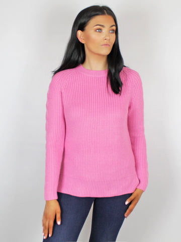 B Young ByMargot Jumper Pink