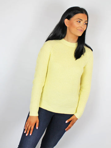 B Young ByMargot Jumper Yellow