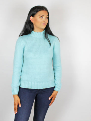 B Young ByMyra Jumper Blue