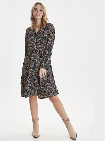 B Young Byisole Dress Black