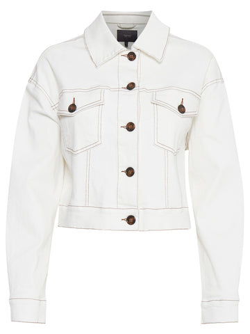 B Young Bykiki Jacket White