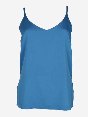 Blue Cami Top Anonyme