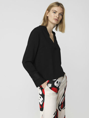 By Malene Birger Alijara Blouse Black