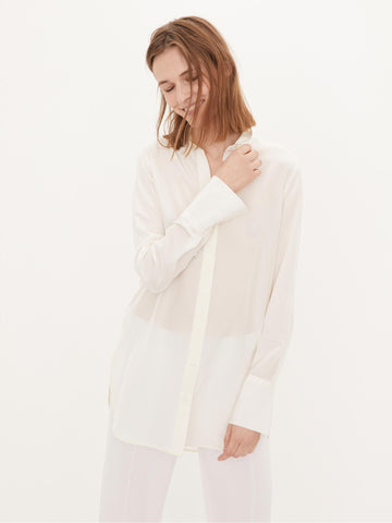 By Malene Birger Likarah Blouse In Cream