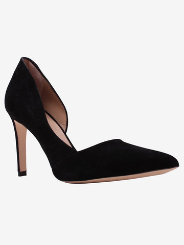 By Malene Birger Women's Black Court Shoe