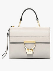 Coccinelle Leather Cream Bag