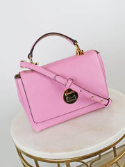 Coccinelle pink bag
