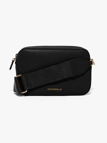 Coccinelle Tebe Mini Bag Black