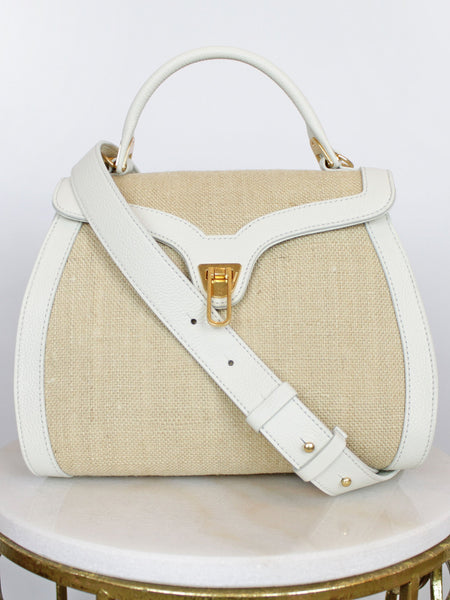 Coccinelle woven bag