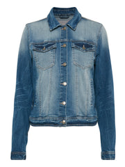 B Young denim jacket