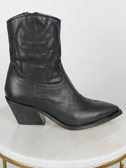 Alpe Black Western Boots