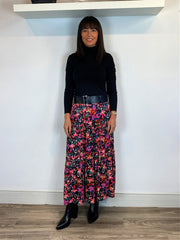 Fresha Printed Gypsy Skirt Heaven