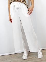 Conditions Apply White Culottes