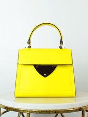 Yellow Coccinelle Bag