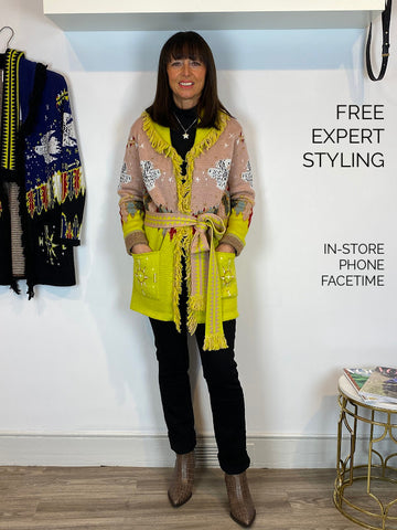 Free Expert Style Advice at Berties In Northampton