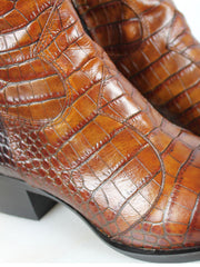 Pons Quintana brown cowboy boot