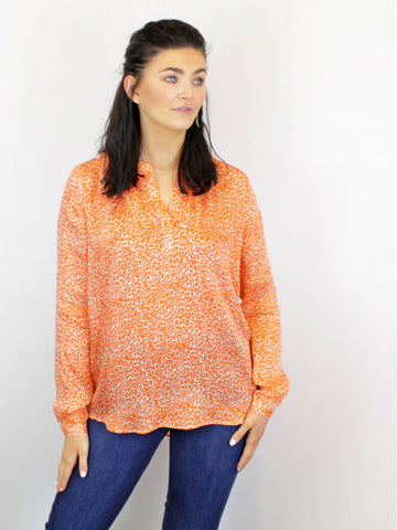 Primrose Park Sandy shirt orange